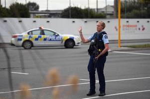 49 killed in New Zealand shootings at two mosques as Birmingham reacts with grief