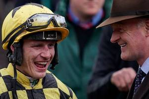 Willie Mullins reacts to ending Cheltenham Gold Cup curse as Al Boum Photo takes victory