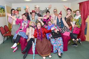 fancy a makeover? this is how woodlands academy celebrated 2019 comic relief
