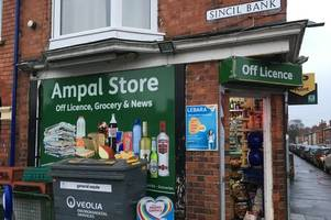 two 15-year-old boys appear in court after trying to rob a popular newsagents in lincoln armed with hammers