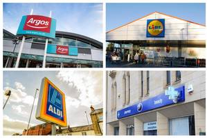 Aldi, Lidl, Argos and Boots have recalled these dangerous products