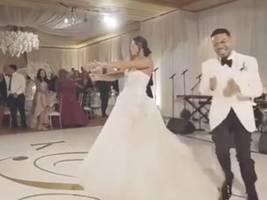 Chance The Record Shares New Magical-Looking Wedding Footage
