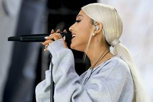 Ariana Grande leads iHeartRadio Music Awards winners