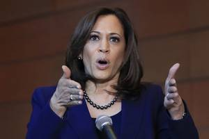 can kamala harris win over the undecided voters 'waiting for biden'?