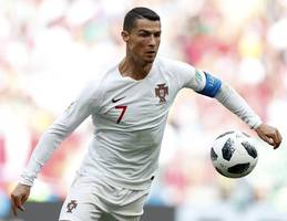 ronaldo returns to portugal squad for euro 2020 qualifiers