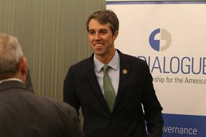 o'rourke returning to wisconsin after launching campaign