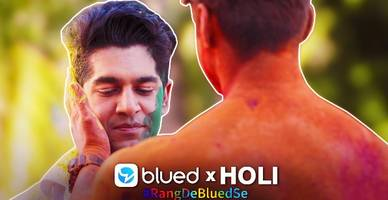 uniting colours with love, blued launched #rangdebluedse campaign