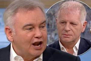 eamonn holmes hits out at 'worrying' madeleine mccann netflix documentary