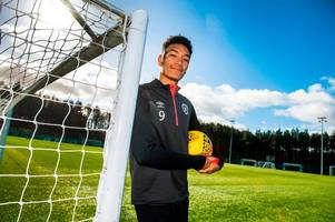 hearts star sean clare outlines his dream of becoming a gorgie great