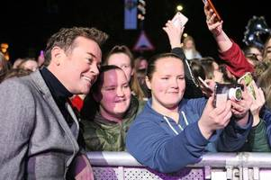 perth christmas lights switch-on brought in £2 million