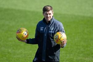 steven gerrard vows to take rangers back to the top as he promises changes