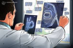 Bitcoin, Ethereum, Ripple, Litecoin, EOS, Bitcoin Cash, Binance Coin, Stellar, Tron, Cardano: Price Analysis, March 15