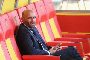 arsenal handed monchi hammer blow as sevilla reveal progress of talks with sporting director