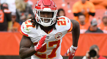 Browns' RB Kareem Hunt Suspended  Eight Games For Violating Personal Conduct Policy