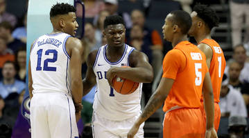 ESPN's Jay Williams, Others Accuse Frank Howard of Trying to Trip Zion Williamson