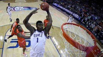zion williamson posts 29 points, 14 rebounds vs. syracuse in return from knee injury