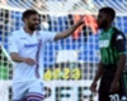 jeremie boga, khouma babacar's strikes not enough as sassuolo continue winless run