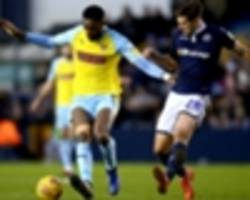 semi ajayi continues scoring form in rotherham united's defeat