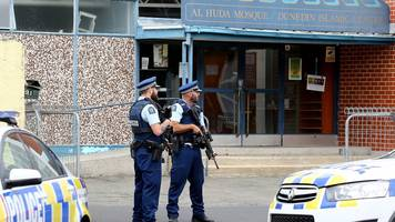 christchurch shootings: arrest over 'malicious' social media post