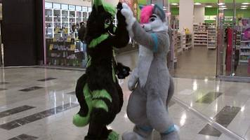 teen 'furries' on what their costumes mean to them