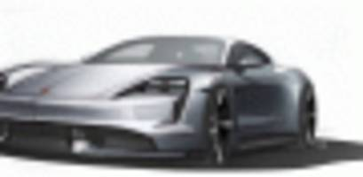 teaser sketches suggest porsche taycan will look like mission e concept