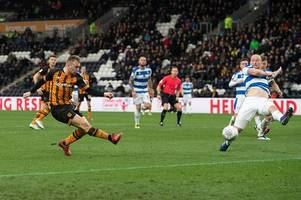 hull city back in the top half as leeds united slip and aston villa climb - championship table