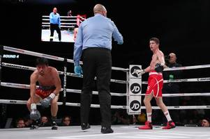 victorious luke campbell says 'i'm getting better' as he promises to be world champion this summer