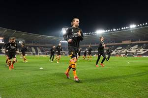 'we're still in the mix, it's not out of reach,' says defiant hull city man jackson irvine