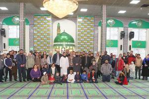 nottingham mosque holds vigil to remember victims of new zealand terror attack