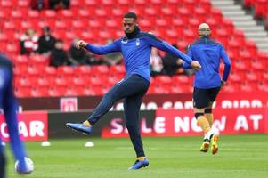 nottingham forest spring a surprise in their team to face ipswich town