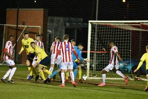 vale proves stoke city under-23s' undoing as eight-match unbeaten run comes to end
