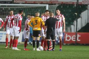 five things we learned from cheltenham town's 1-0 defeat at newport county afc