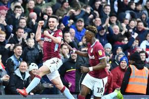 aston villa's latest championship promotion odds - and how they compare to leeds, norwich and sheffield united