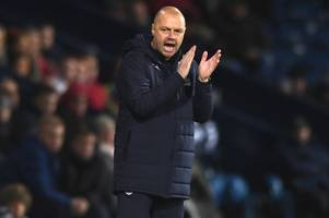 'comfortable to continue' caretaker discusses duties and west brom's top two chances