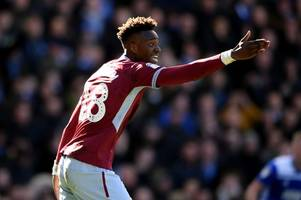 aston villa and chelsea waiting for news after tammy abraham blow