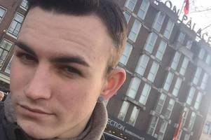 sex-offender sailor kyle catmull faces being kicked out of royal navy