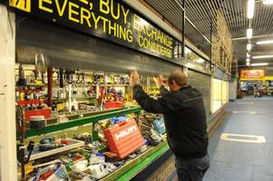 traders enter final days at scunthorpe market as countdown to opening of st john's market gathers pace