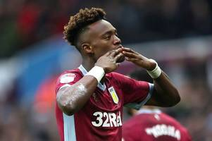 dean smith provides injury update after chelsea starlet hobbles off during aston villa victory