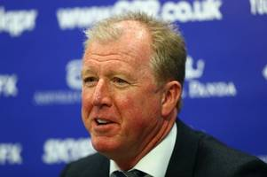 every word from qpr's steve mcclaren on 2-2 draw with hull, geoff cameron and game-changing subs