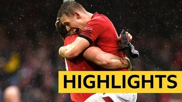 Six Nations 2019: Wales complete Grand Slam with victory over Ireland
