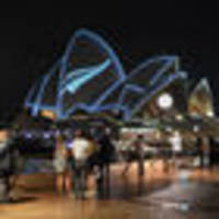 sydney opera house sails feature silver fern as australians mourn with nearest neighbour