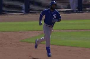 split-squad royals top brewers 6-2, fall to padres 10-5