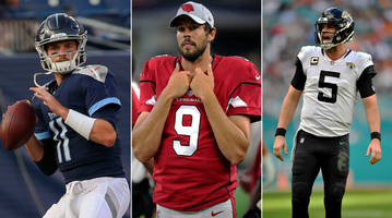 what are the dolphins' options at quarterback after trading ryan tannehill?
