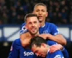 everton 2 chelsea 0: sarri's side see top-four hopes fade