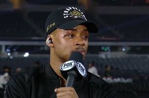 Errol Spence Jr. and Shawn Porter get into it | INTERVIEW | POST-FIGHT | PBC