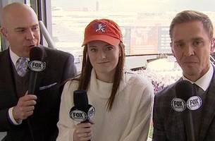 rose lavelle on cincinnati's passion for soccer and the uswnt's world cup preparations