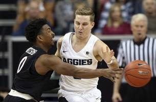 Utah State beats San Diego State, wins Mountain West title