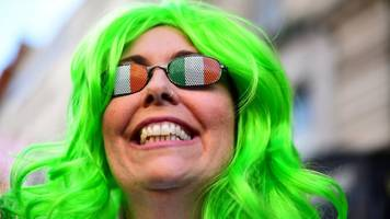st patrick's day parades held in london and birmingham