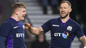 six nations: 'we've put pride back in the badge', says scotland's darcy graham