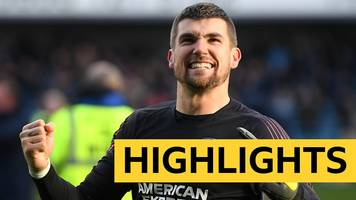 fa cup: millwall 2-2 brighton (4-5 pens) highlights